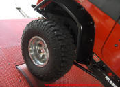 97 Jeep Wrangler TJ with Teraflex, IROKs, mickey thompsons,superlift,poison spider, warn, rockcrusher, 8.8, and more...
