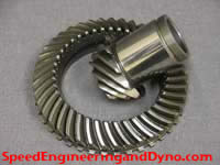Dyno tech High Performance Heavy Duty Ring and Pinion Gears - PICTURE  DOES NOT ENLARGE