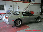 Corvette Dyno Pictures at Speed Engineering.